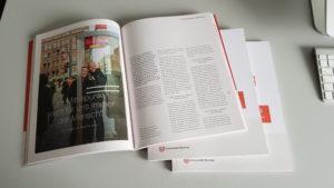 Artikel im Uni Bremen Jahrbuch